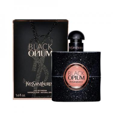 Yves Saint Laurent Black Opium   90Ml Per Donna  (Eau De Parfum)