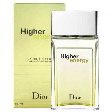 Equivalente a Christian Dior Higher Energy 80Ml