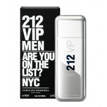 Equivalente Carolina  Herrera 212 VIP  80ml