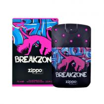 Zippo Fragrances Breakzone    75Ml Per Donna (Eau De Toilette)