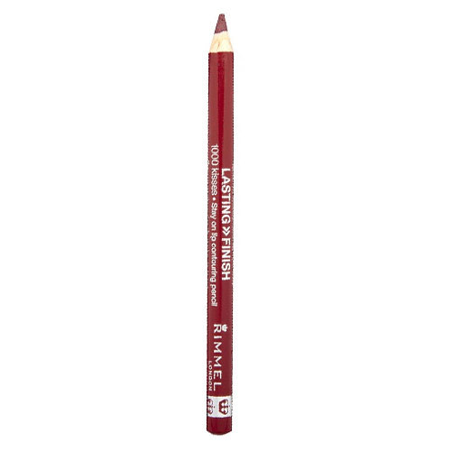 Image of 1000 Kisses Stay On Lip Pencil 063 Black Tulip 1,2g Per Donna