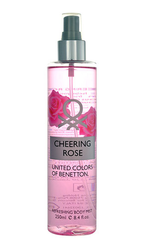 Image of Cheering Rose 250Ml Per Donna