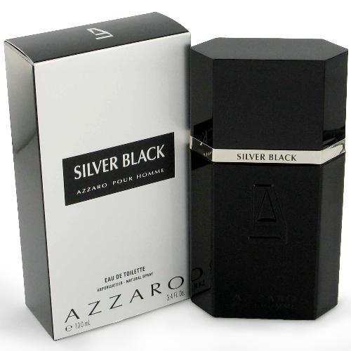 Image of Silver Black 100ml Per Uomo