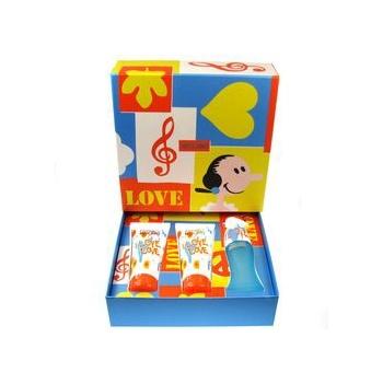 Image of I Love Love 50ml Edt 50ml + 100ml Lozione corporale + 100ml docciaschiuma Per Donna