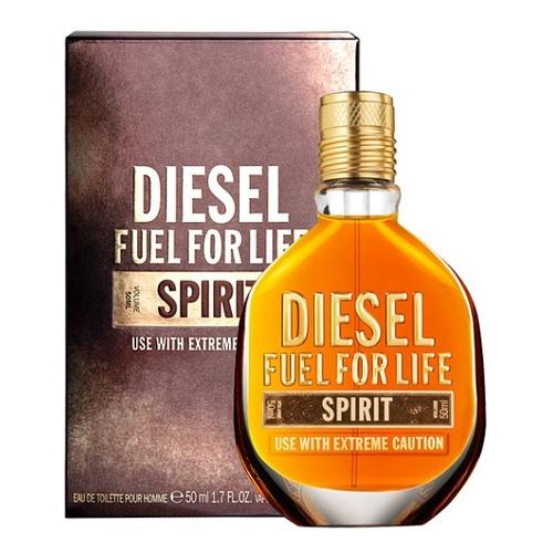 Image of Fuel For Life Spirit 50Ml Per Uomo