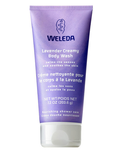 Image of Lavender Creamy Body Wash Lavender shower cream 200ml Per Donna