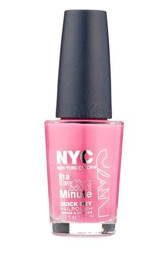 Image of Quick Dry Nail Polish 9,7Ml 202 Grand Central Station Per Donna