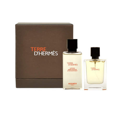 Image of Terre D Hermes Edt 12,5ml + 40ml Aftershave 12,5ml per Uomo