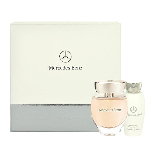 Image of Mercedes-Benz 90Ml Edp 90Ml + 100Ml Body Milk Per Donna