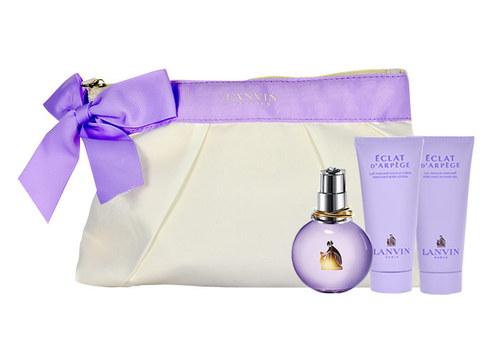 Image of Eclat D´Arpege Edp 100ml + 100ml shower gel + 100ml body milk + cosmetic bag 100ml Per Donna