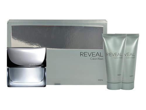 Image of Reveal Edt 100Ml + 100Ml Aftershave Balm + 100Ml Shower Gel 100Ml Per Uomo