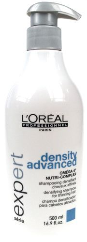 Image of Expert Density Advanced 250ml Shampoo for hair density repair Per Donna