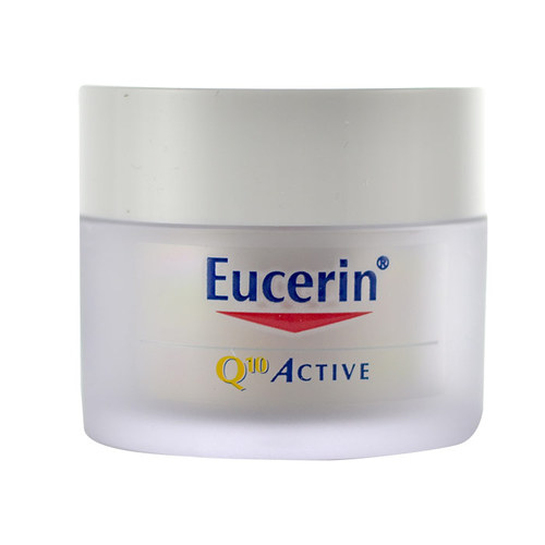 Image of Q10 Active Day Cream For all skin types and sensitive 50ml Per Donna