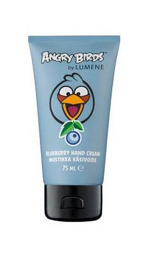 Image of Angry Birds Blueberry Hand Cream 75ml Per Donna