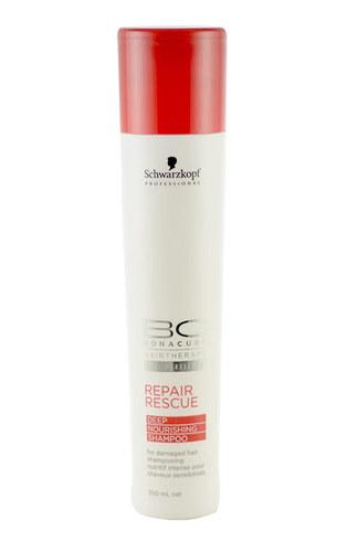Image of BC Cell Perfector Repair Rescue Nourishing Shampoo Regenerating shampoo 250ml Per Donna