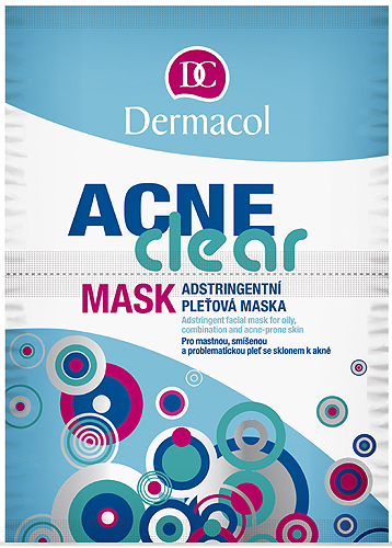 Image of Dermaclear Mask 16g Per Donna