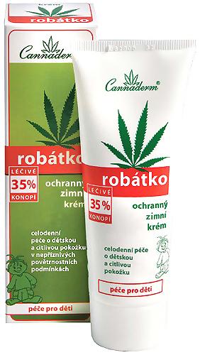 Image of Robátko zimní krem ochranný 75g Per Donna