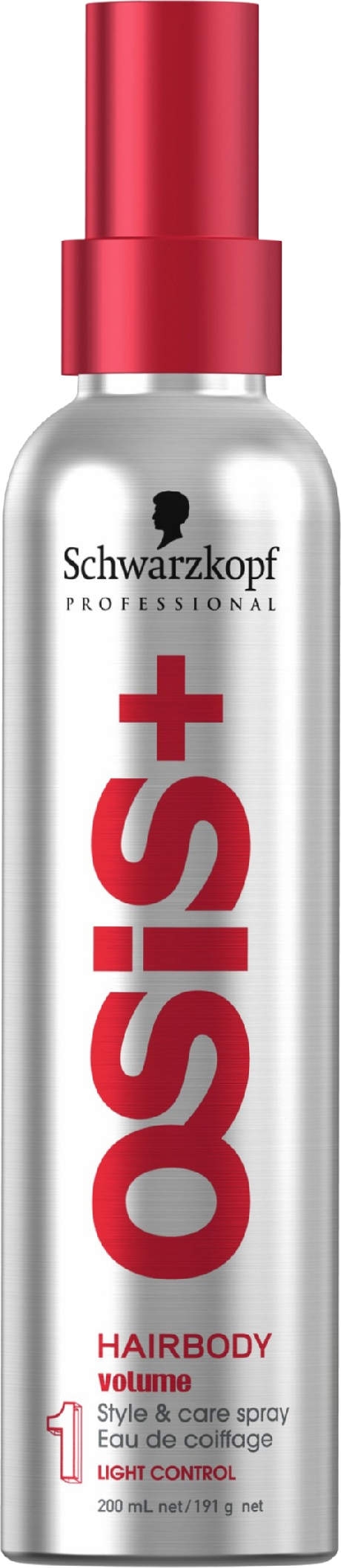 Image of Osis+ Hairbody 200ml Styling and caring spray Per Donna