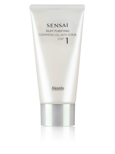 Image of Sensai Silky Purifying Cleansing Gel 125ml Per Donna