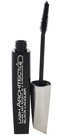 Image of Lash Architect 4D Mascara Black Lacquer 10ml Black Black Per Donna