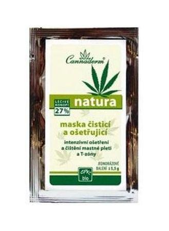 Image of Natura Maska ?istící 5,5G For Oily Skin Per Donna