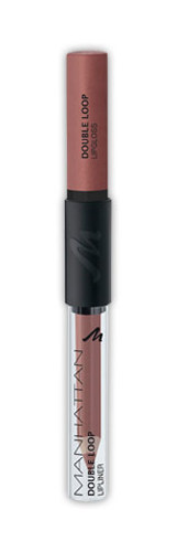 Image of Double Loop Lipliner Lipgloss 6ml 59T Per Donna