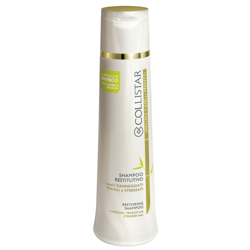 Image of Restoring Shampoo 250ml Shampoo for demaged hair Per Donna