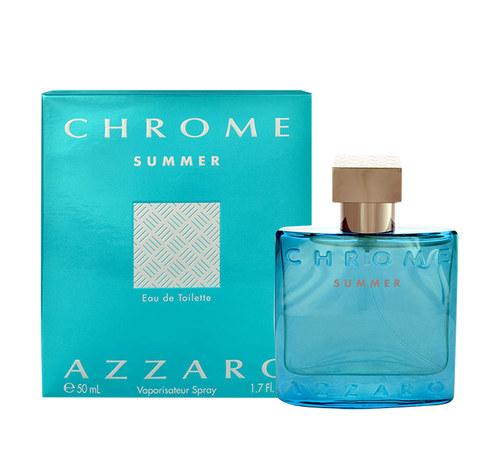 Image of Chrome Summer 50Ml Per Uomo