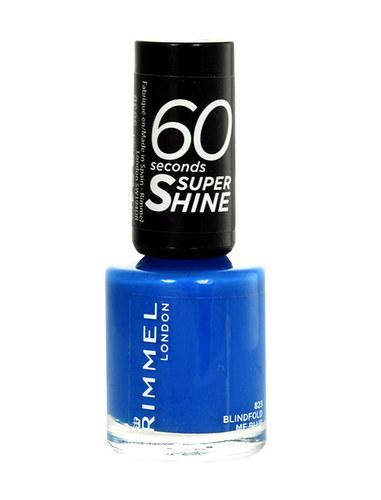 Image of 60 Seconds Super Shine Nail Polish 8Ml Per Donna 310 Double Decker Red