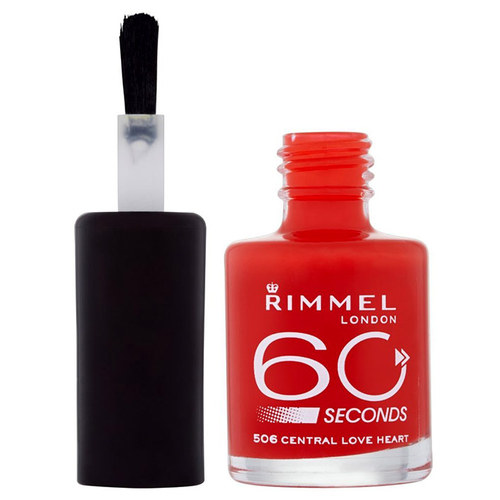 Image of 60 Seconds Nail Polish 8Ml 401 Mellow Yellow Per Donna