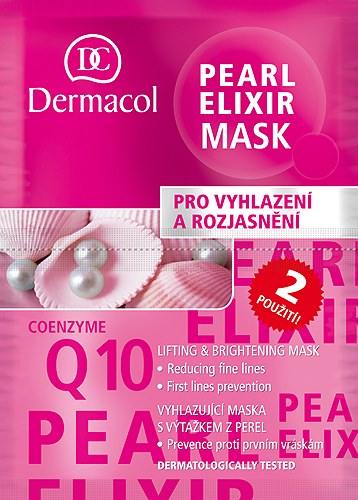 Image of Pearl Elixir Mask Q10 16g All skin types Per Donna