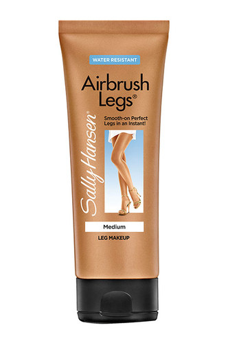 Image of Airbrush Legs Makeup Fluid For effect of light tan Light 118ml Per Donna