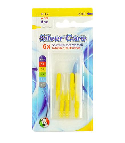 Image of Interdental Brushes Iso 2 Fine 6Ks Interdental Brushes 0,9Mm Unisex