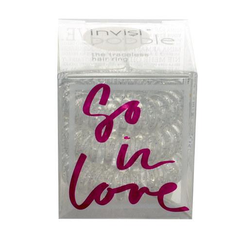 Image of Hair Ring 3Ks Hair Ring So In Love Per Donna