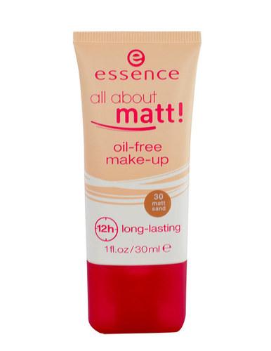 Image of All About Matt! 12H Make-Up 30Ml Per Donna 10 Matt Beige