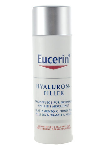 Image of Hyaluron-Filler Day Cream Normal Skin SPF15 For normal and combination skin 50ml Per Donna