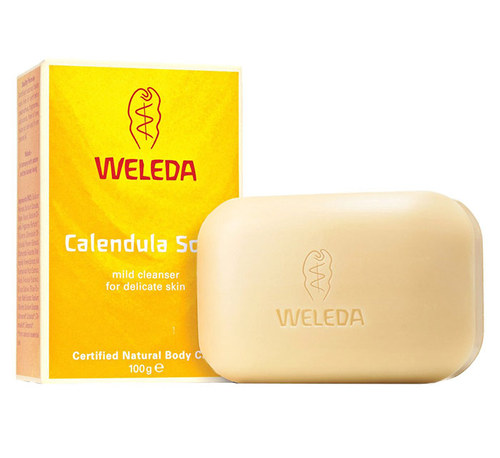 Image of Calendula Soap Marigold soap 100g Per Donna