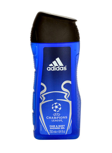 Image of Uefa Champions League 250Ml Per Uomo
