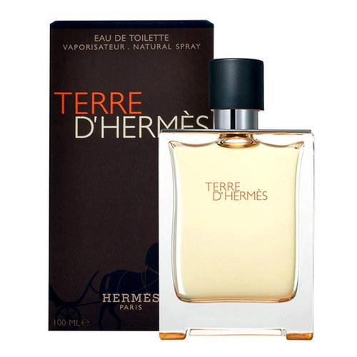 Image of Terre D Hermes 50ml Per Uomo