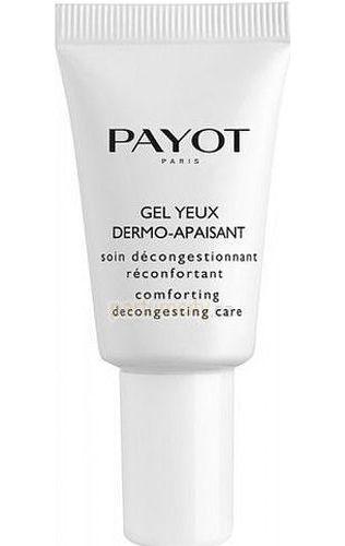 Image of Gel Yeux Apaisant Decongesting Eye Care For sensitive skin 15ml per Donna