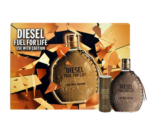 Image of Fuel For Life 30Ml Edt 30Ml + 50Ml Shower Gel Per Uomo