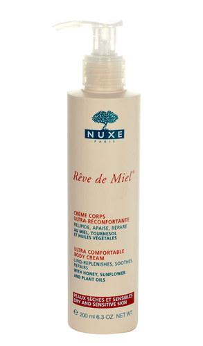Image of Reve De Miel Ultra Comfortable Body Cream Calming Body Cream 200Ml Per Donna