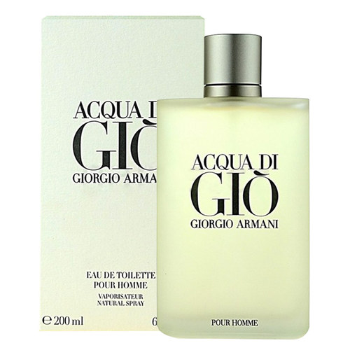 Image of Acqua di Gio 200ml Per Uomo