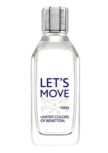 Image of Let´S Move 100Ml Tester Per Uomo Tester