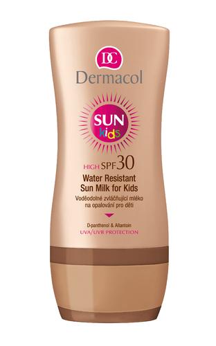 Image of Sun Kids Milk SPF30 200ml Water-resistant Per Donna