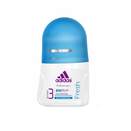 Confronta prezzi Adidas Action 3 Fresh 50Ml - per DONNA