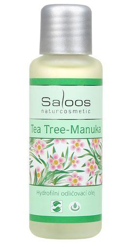 Image of Hydrofilní Odli?ovací Olej Tea Tree Manuka 50ml All skin types Per Donna
