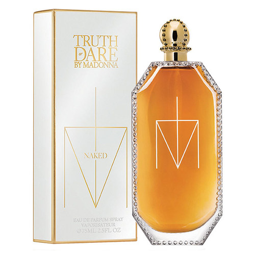 Image of Truth Or Dare By Madonna Naked 75Ml Per Donna