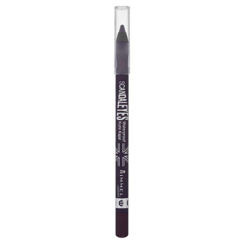 Image of Scandal Eyes Waterproof Kajal 002 Sparkling Black 1,2g Per Donna