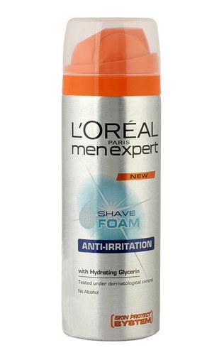 Image of Men Expert Shave Foam Anti-Irritation Shaving foam against irritation 200ml Per Uomo